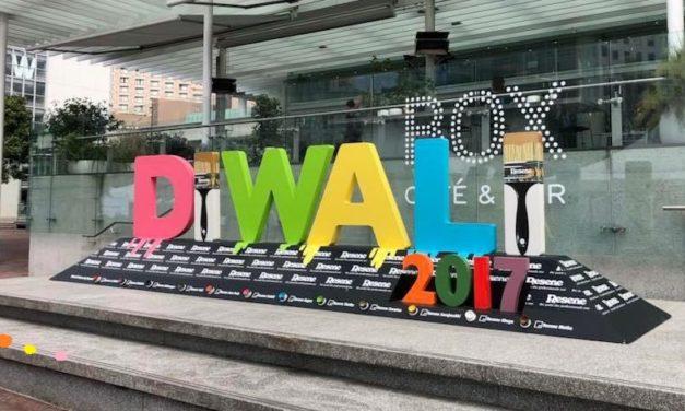 Auckland Diwali Festival 2017 celebrations