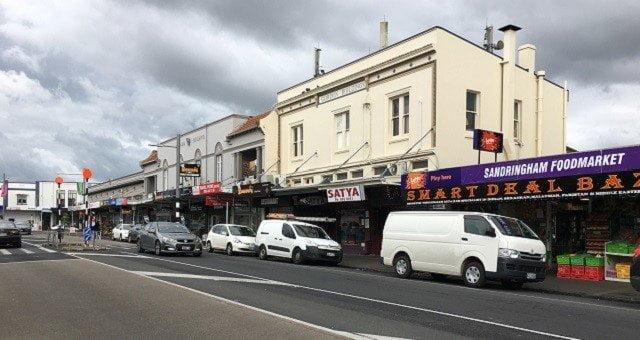 Sandringham Shops