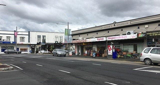 Sandringham shops kitchener road junction