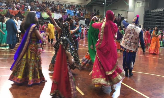 Navratri Festival Auckland 2017 Dandiya Garba
