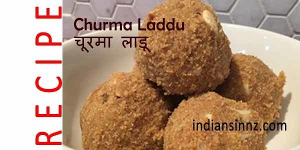 Churma Laadu / Laddu