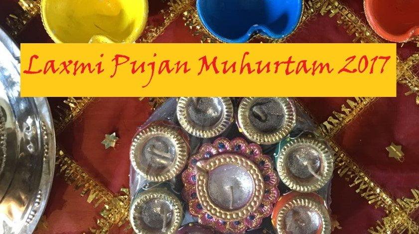 New Zealand Diwali Laxmi Pujan Muhurat / Puja Timings 2017 - Indians