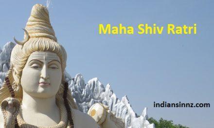 Maha Shivratri in New Zealand