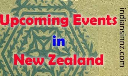 Upcoming Indian Events, Festivals and Celebrations in New Zealand