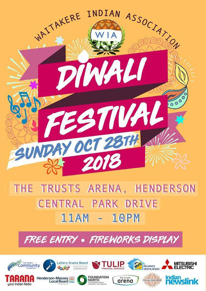 Waitakere-indian-auckland-diwali-2018