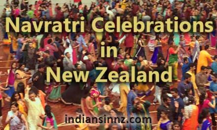 NAVRATRI FESTIVAL CELEBRATIONS IN NEW ZEALAND 2018