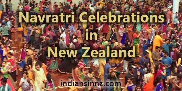 NAVRATRI FESTIVAL CELEBRATIONS IN NEW ZEALAND 2018