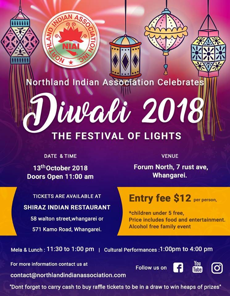 whangarei-north-land-diwali-2018-new-zealand