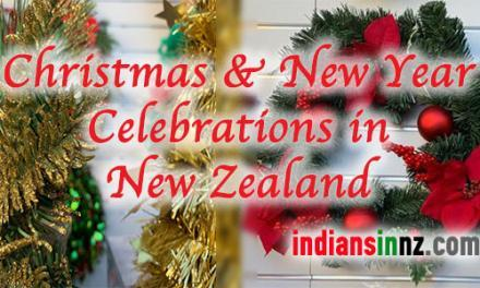 New Zealand Christmas and New Year 2019