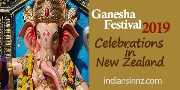Ganesha Festival 2019 New Zealand