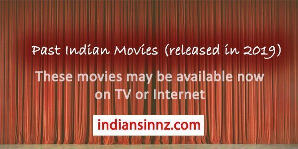 Indian movies released in Jan to Apr 2019