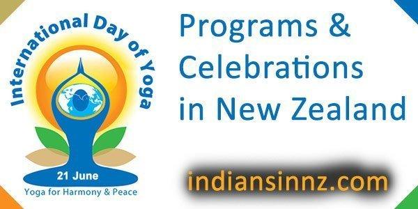 International Yoga Day in New Zealand 2019