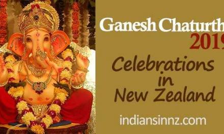 Ganesh Festival 2019 New Zealand