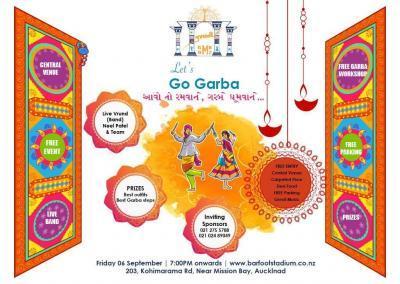 Go Garba Auckland Dandiya free event indiansinnz.com