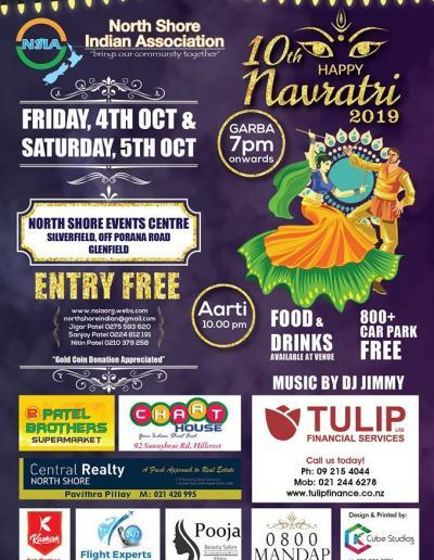 Northshore Event Center 4th & 5th Oct