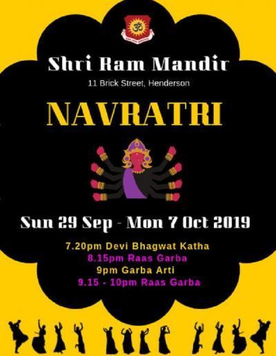 Shri Ram Mandir Henderson Auckland