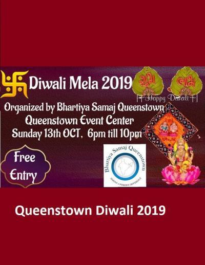 Queenstown Diwali