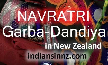 Navratri 2021 in New Zealand