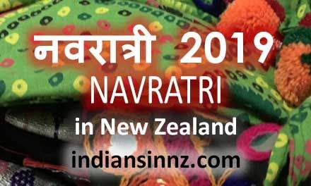 Navratri 2019 in New Zealand