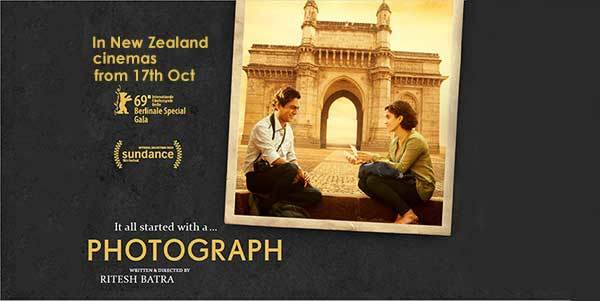 PHOTOGRAPH movie in New Zealand