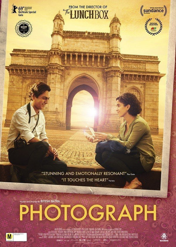 Photograph, the movie
