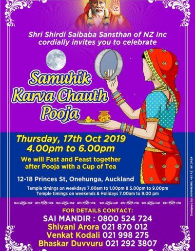 Sai Baba Temple Onehunga Auckland