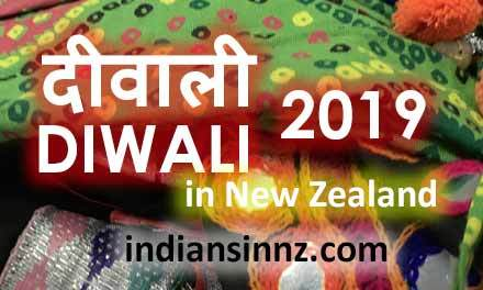 Diwali Celebrations New Zealand