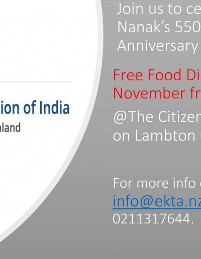 Indian Embassy Wellington NZ
