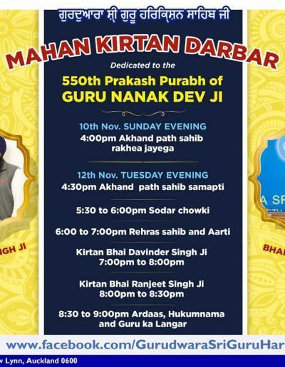 Gurudwara Sri Guru Harkishan Sahibji