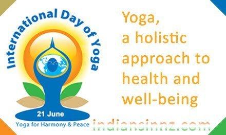 International Yoga Day 2021 in New Zealand