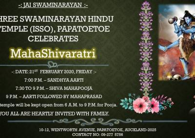 Swami Narayan Temple Papatoetoe