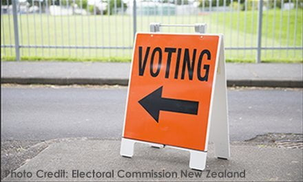 New Zealand General Elections 2020