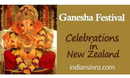 Ganesh Festival 2021 NZ