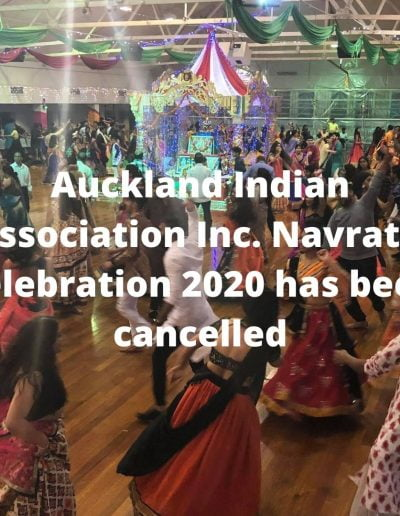 Mahatma Gandhi Center Auckland Navratri