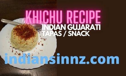 Khichu Recipe