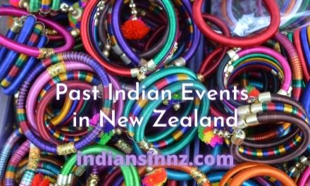 Past Indian Events in New Zealand for the year 2020
