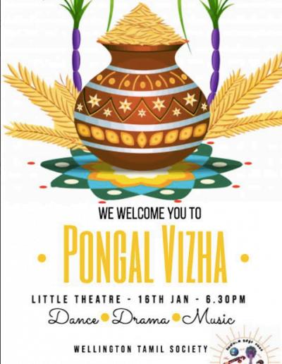 Wellington Tamil Society Pongal Vizha